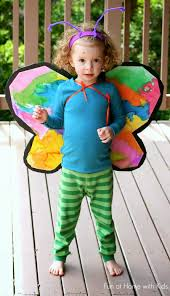 How To Make Your Own Halloween Costume by Make Your Own Cardboard Butterfly Wings Butterfly Craft And