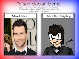 Adam Levine Meme - person mobian meme adam levine by gurockva on deviantart