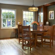 craftsman style dining room table excellent craftsman dining room 31 sears dining room sets