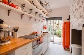 comment am駭ager une cuisine en longueur amnager une cuisine en longueur beautiful amnagement immacul dans