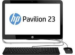 ordinateur de bureau tout en un hp ordinateur de bureau tactile tout en un hp pavilion 23 p020nk
