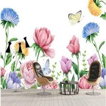 buy vintage butterfly wallpaper and get free shipping on