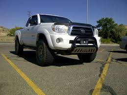 2006 toyota tacoma bull bar koolbreeze22 2006 toyota tacoma access cabpickup 4d 6 ft s photo