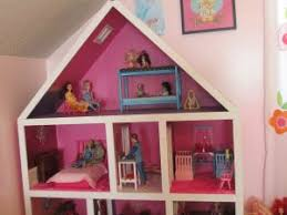 Barbie Dollhouse Plans How To by Chic Diy Barbie Dollhouse Plans By Diy Barbie Hous 1500x1000