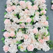 wedding backdrop flower wall l0160309 wedding artificial flower wall backdrop for wall