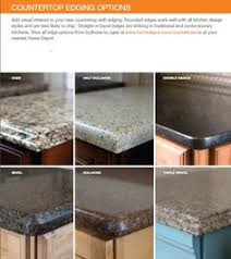 Countertop Options Kitchen Granite Cuts Edges Granite Edges Choice Granite Los Angeles
