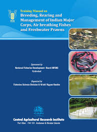 training manual on breeding rearing and management of indian