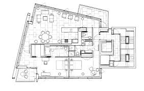 richard meier new york 173perryst typical floorplan 2br
