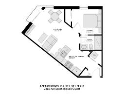 520 sq ft floor plans le st jacques