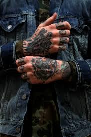 guy u0027s hands tattoos best tattoo design ideas