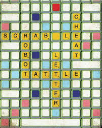 Discovering Unusual Words for Scrabble