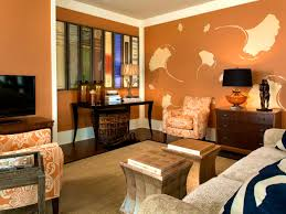 accessories brown and orange living room ideas brown and orange