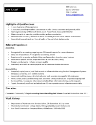 Resume Samples With Little Experience by Sample Resume No Work Experience College Student Resume For Your