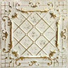 Tin Ceiling Panels by Cambridge Faux Tin Ceiling Tile 24