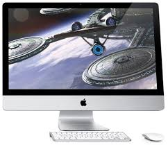 ordinateur apple de bureau apple mb952d a imac ordinateur de bureau ecran 68 6 cm 27