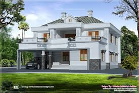 Plan House Small House Plan House Floor Plans Modern Double Storey House