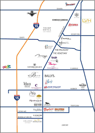 Las Vegas Fremont Street Map by Edc Hotels Where To Stay How To Get There U0026 More