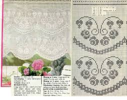 Crochet Kitchen Curtains by 780 Best Decor Curtains Images On Pinterest Crochet Curtains