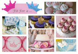royal princess baby shower theme prince themed baby shower decorations baby shower ideas