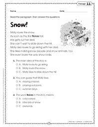 1st grade reading comprehension worksheets u2013 wallpapercraft