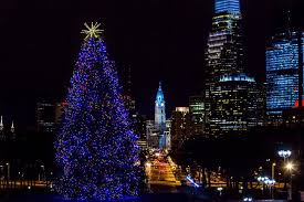 Singing Christmas Tree Lights A Guide To Tree Lighting Celebrations In Philadelphia For 2017