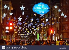 Christmas Decorations Buy Uk by London Uk 6th Nov 2016 The Oxford Street Christmas Decorations