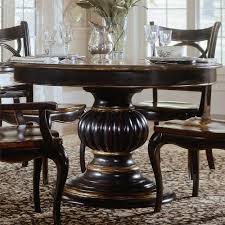Hooker Furniture Preston Ridge Pedestal Dining Table AHFA - Hooker dining room sets