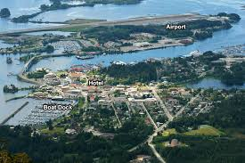 sitka alaska map ak adventures unlimited planning your fishing charter trip to