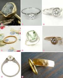 etsy rings wedding images Eclectic diamond rings wedding promise diamond engagement jpg