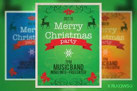 10 best christmas flyers premiumcoding