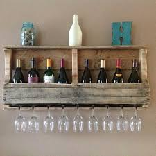 diy pallet wine rack u2013 instructions and ideas for racks and shelves