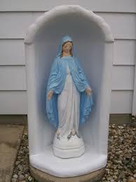 barenie s lawn decorations religious statuary