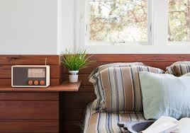 modern nightstands that complete the room with their uniqueness