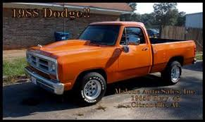 dodge ram 1988 dodge used cars financing for sale citronelle malone auto sales inc