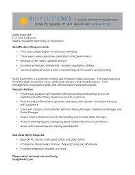 best buy sales associate resume   retail sales associate resume happytom co
