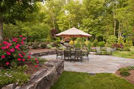 Outdoor Patio Landscaping Backyard Patio Landscaping