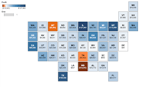 Grid Map How To Make Tile Grid Maps In Tableau Tableau Software