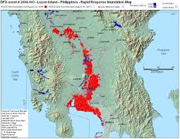Louisiana Flood Maps by 2004 Flood Archive