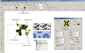 pattern fill coreldraw x6 corel draw tutorial seamless wallpaper design inspiration