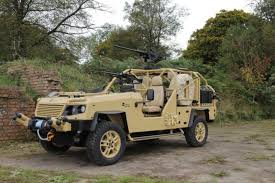 army vehicles supacat and rheinmetall partner to deliver military vehicles to