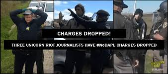 three unicorn riot journalists have nodapl arrest charges dropped