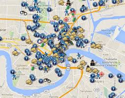 Crime Maps A Visualization Of Crime In New Orleans U2013 Simst Im
