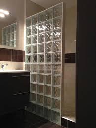 cuisine en verre cloison verre cuisine affordable cloison brique de verre with