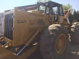used caterpillar 528b skidders year 1988 for sale mascus usa