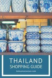 bangkok thailand bangkok shopping guide how to thai