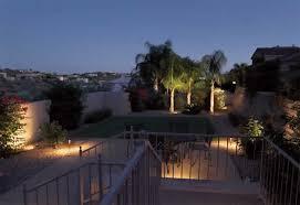 L Outdoor Lighting Outdoor Landscape Lighting Tucson Az Sonoran Gardens Inc