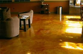 how to paint concrete floors to look like stone how to stain