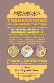 thanksgiving items holiday tastings november 12 u0026 19