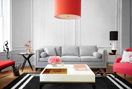 Home Decor Sofa Designs Introducing Kate Spade Home Decor Furniture Designs
