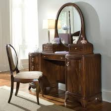 Portable Vanity Table Vanity Table With Lighted Mirror And Bench Home Vanity Decoration